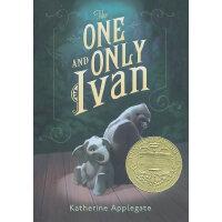 The One and Only Ivan 独一无二的伊万(2013纽伯瑞金奖,精装) ISBN97800619922