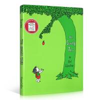 The giving tree 爱心树英文绘本【大开精装纪念版】Shel Silverstein经典作品  送音频毛妈carol推荐 这是一本有性格的书