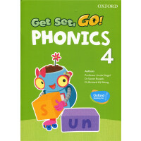 牛津幼儿自然拼读教材 Oxford Get Set Go! Phonics Level 4 学生用书