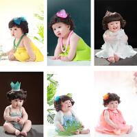 儿童摄影服装新款 时尚潮流影楼照相服饰男女宝宝拍照衣服