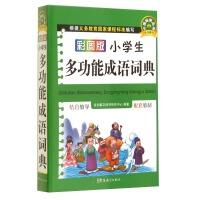 华语教学:彩图版小学生多功能成语词典