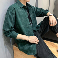 棉衣冬季外套2019新款韩版男士加厚保暖连帽棉袄中长款羽绒棉服潮
