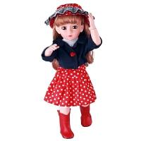 会说话的芭芘娃娃智能对话仿真唱歌巴比洋娃娃女孩玩具