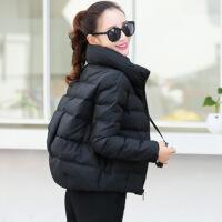 棉衣女短款修身新款冬季加厚小棉袄韩国羽绒小款面包服