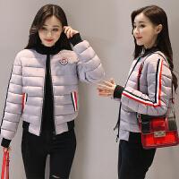 中年女装羽绒冬季新款轻薄款棉衣妈妈装30-40-50岁短款外套