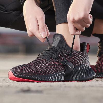 adidas阿迪达斯男鞋跑步鞋19新款ALPHABOUNCE INSTINCT M休闲运动鞋D96536欢庆元宵满300减30 满600减60 满900减90