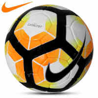 NIKE 耐克 足球 5�手�p比�足球��足球 英超西甲中超比�球 SC2968