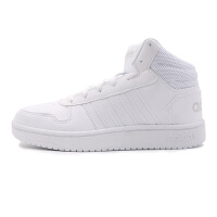 Adidas/阿迪达斯女鞋 2018新款NEO HOOPS 2.0 MID运动休闲鞋 B42099