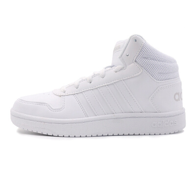 Adidas/阿迪达斯女鞋 2018新款NEO HOOPS 2.0 MID运动休闲鞋 B42099 NEO HOOPS 2.0 MID运动休闲鞋