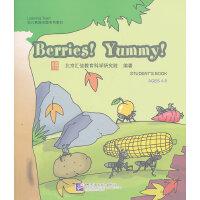 Berries! Yummy!(含1DVD)  汇佳Learning Town幼儿英语主题系列教材