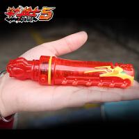斗龙战士5玩具儿童男孩发光发声斗龙号角投影召唤器