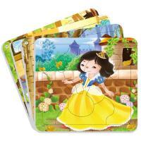 我的套经典童话拼图白雪公主 正版 北京小红花图书工作室 9787510118517