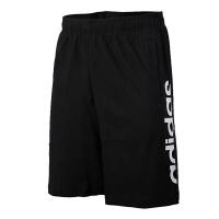 Adidas阿迪达斯 男裤 2018新款跑步运动休闲透气短裤 BS5026