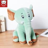 大象毛绒玩具女生可爱布娃娃儿童玩偶抱着睡觉公仔大号萌