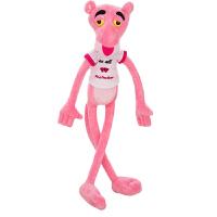 粉色豹子毛绒玩具公仔可爱达浪粉红豹 ins 创意抱枕玩偶女生礼物
