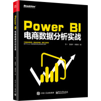Power BI 电商数据分析实战 电子工业出版社