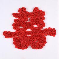 结婚庆用品创意玫瑰花喜字贴婚房布置婚礼床头窗花装饰大�窒沧�