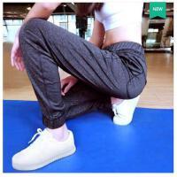 速干收口休闲卫裤健身裤女宽松跑步长裤薄款弹力运动瑜伽裤 可礼品卡支付