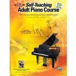 【预订】Alfred's Self-Teaching Adult Piano Course: The New, Eas