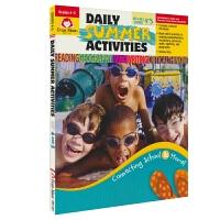 Evan Moor Daily Summer Activities Between Grades 4 and 5 每日