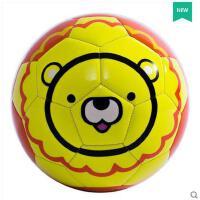 可爱足球小学生训练儿童比赛用球卡通动物加厚耐磨标准3号4号足球