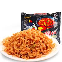 重辣型 三养火鸡面 火辣鸡腿炒面 劲爽泡拌面140g韩国进口方便面