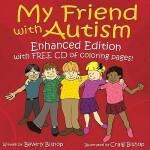 【预订】My Friend with Autism [With CDROM]