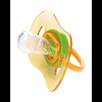 喜多 婴儿童趣安抚奶嘴安抚宝宝不安情绪标准型附保洁