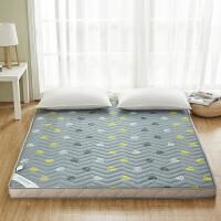加厚软床垫榻榻米海绵地铺睡垫单人1.2米双人1.8米1.5m床褥子垫被