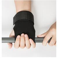硬拉助力带健身手套健身房握力带男运动护腕装备体育用品锻炼哑铃护具