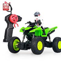 遥控汽车越野摩托赛车攀爬大脚车男孩高速漂移充电玩具车儿童礼物