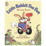 Little Rabbit Foo Foo小兔子富富 英文原版儿童绘本故事