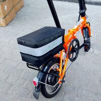 电动自行车专用包折叠电瓶车电池包后尾包后座包尾包骑行包包