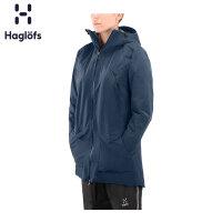 Haglofs火柴棍户外女款防风防水连帽保暖冲锋衣 603613 欧版