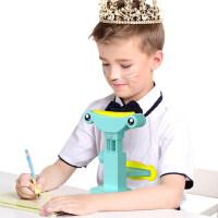 猫太子小学生纠正姿势写字矫正器儿童坐姿视力保护器防近视架