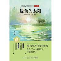 中国经典文学名著・典藏本:绿色的太阳-金波儿童诗选 【正版图书,品质保证】