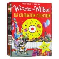 Winnie and Wilbur: the Celebration Collection 6册 女巫温妮绘本故事集 英