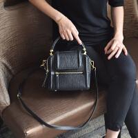 包包女新款包包斜挎单肩包女新款女包手拿包h 黑色