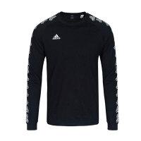 ADIDAS阿迪达斯男子长袖T恤足球运动服CD8365