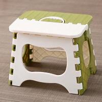 【89元5件】泰蜜熊塑料折叠凳子简易椅子成人家用火车马扎折叠小板凳户外便携钓鱼凳