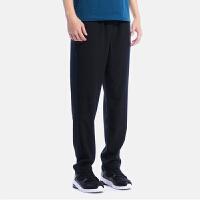 李宁LINING运动裤男士跑步系列吸湿排汗秋季梭织运动裤AYKK157