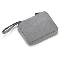 收纳包大容量耳机鼠标数据线充电器移动电源硬盘u盘保护套盒