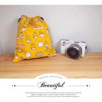 可爱拍立得微单相机包相机袋内胆包索尼A5100 A5000 A6000 M6