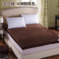 榻榻米加厚海绵床垫1.5/1.8m学生宿舍0.9m床褥可折叠双人地铺地垫