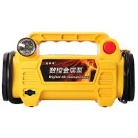 车载充气泵 轮胎打气泵 汽车用电动打气筒 点烟器12v便携式