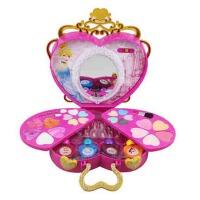 女孩口红指甲油眼影儿童化妆品公主彩妆套装冰雪奇缘玩具