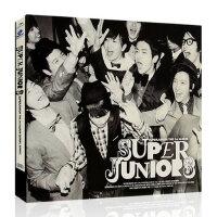 正版 Super Junior专辑 SORRY SORRY抱歉 抱歉 B版 cd唱片+歌词本