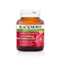 【网易考拉】【激活心动力】BLACKMORES澳佳宝 高浓缩辅酶Q10 300mg 30粒胶囊/瓶