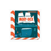 【预订】BabyLit Playset:Moby Dick 玩乐套装:大白鲸 儿童游戏书