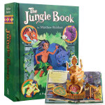 The Jungle Book奇幻森林 英文儿童原版立体书